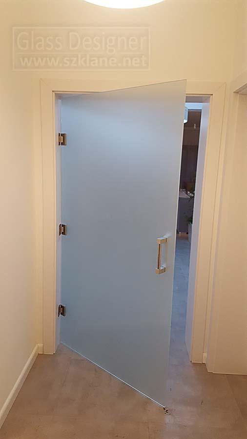 Drzwi Matowe