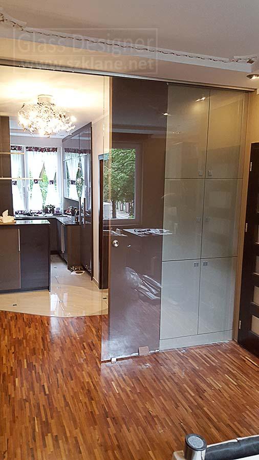 drzwi szklane biurowe