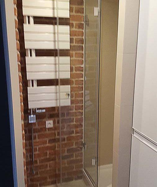 drzwi szklane wroclaw; drzwi szklane harmonijkowe