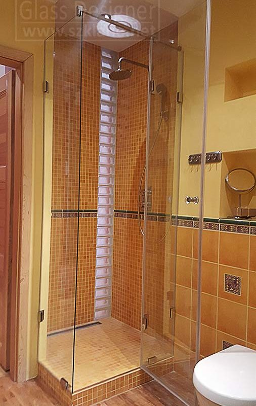 kabina prysznicowa narożna