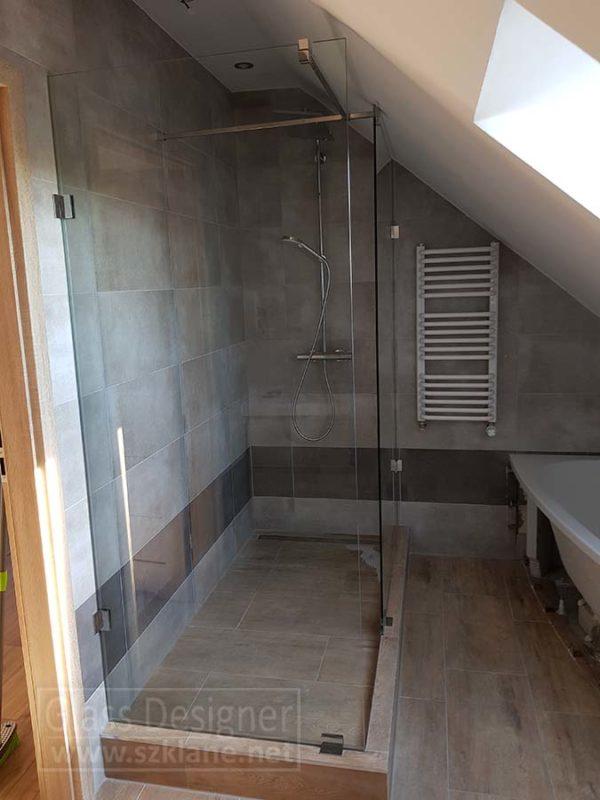 prysznic na wymiar