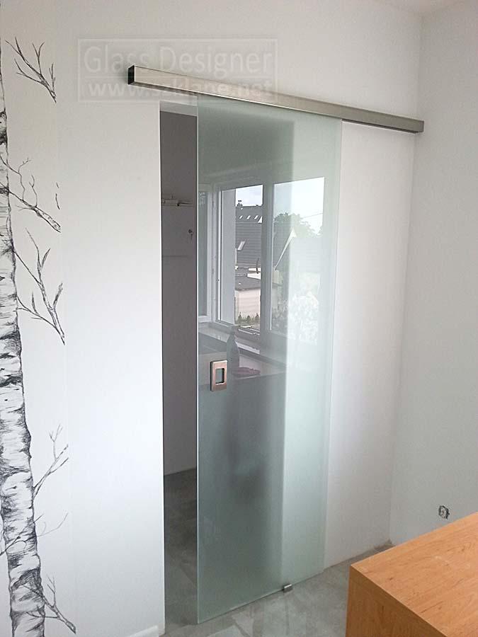 szklane drzwi pokojowe przesuwne
