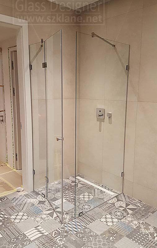 szklarz kabiny prysznicowe