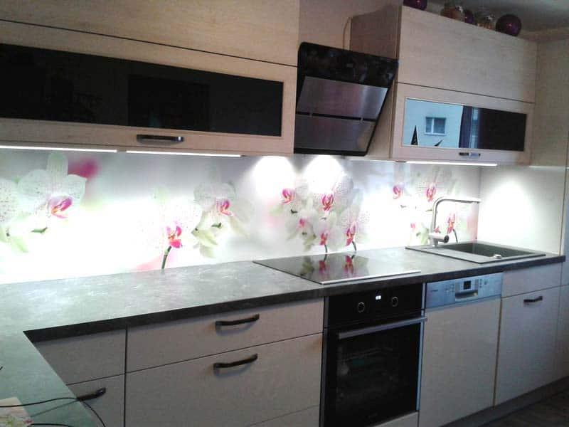 kwiaty w kuchni