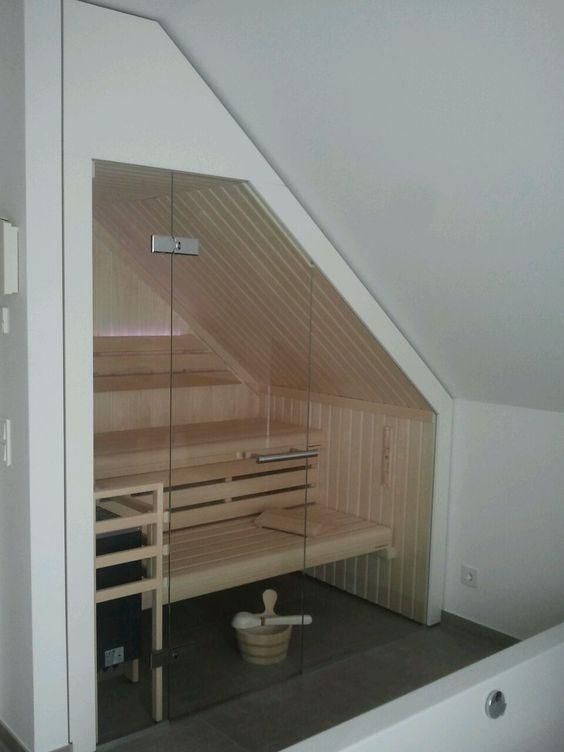 zabudowa szklana sauny