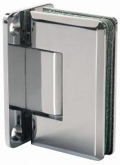 Zawias do kabiny prysznicowej szkło-ściana180 stopni z pozycjonowaniem