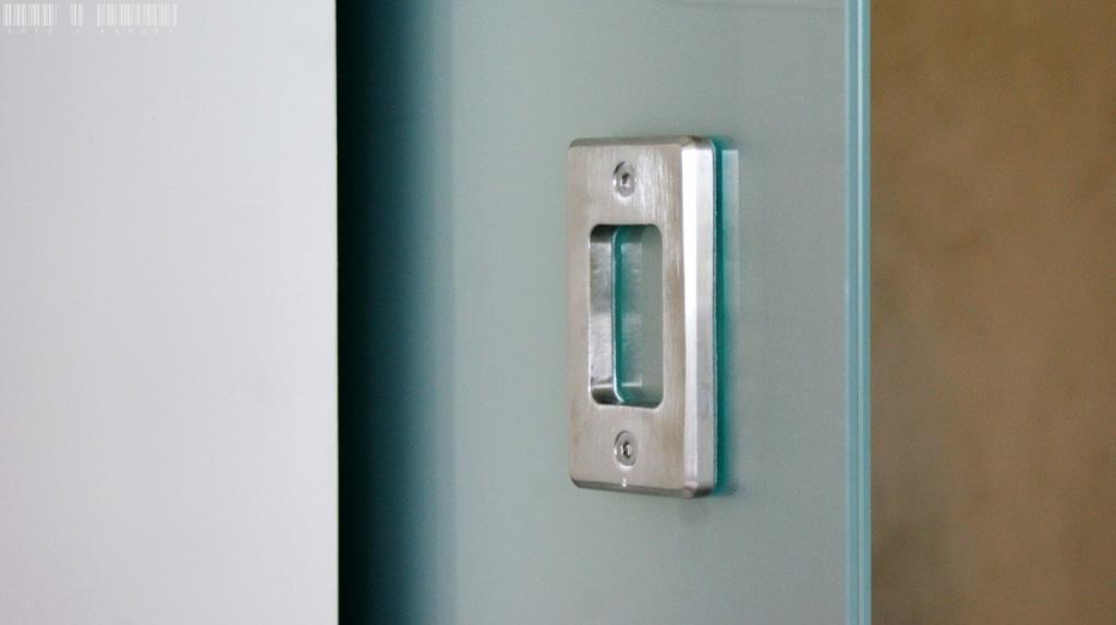 uchwyt drzwi przesuwnych
