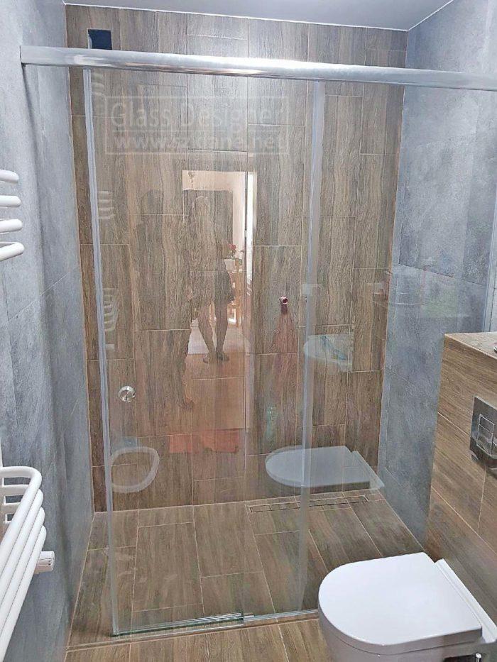 drzwi szklane łazienkowe