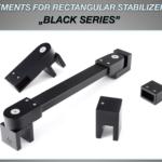 stabilizatory boczne czarne