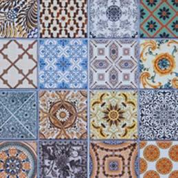 Motywy hiszpańskie marokańskie